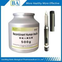 Buy cheap Recombinant Human Insulin APIs(active Pharmaceutical Ingredients) from wholesalers