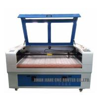 Buy cheap CCD Laser Cutter and Engraver Cloth Machine from wholesalers
