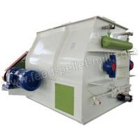Buy cheap Feed Mixer For Animal Feed Pellet Plants-Double Mixing Paddle,High Efficiency from wholesalers