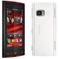 Buy cheap Cell Phones NOKIA X6 RED ON BLACK WIFI 32GB UNLOCKED 3G PHONE from wholesalers