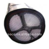 Buy cheap 1 kV Flame-retardant XLPE insulated power cable from wholesalers