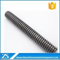 Buy cheap Lead Screw Precision Stainless Steel SS Acme All B7 Threaded Rod from wholesalers