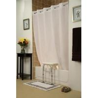 Buy cheap Getting Ready Home Bench Buddy Hookless Shower Curtain Simplicity product