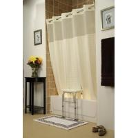 Buy cheap Getting Ready Home Bench Buddy Hookless Shower Curtain Whitaker product
