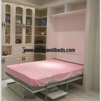 Buy cheap Healthy space saving wall bed murphy bed notebook desk bed from wholesalers