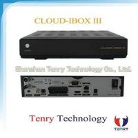 Buy cheap Enigma2 Cloud ibox 3 Twin Tuner DVB-S/S2+T2/C from wholesalers