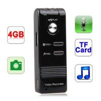 Buy cheap with 4GB Memory Digital Voice Recorder MP3 Player Model: AT-VR127 from wholesalers