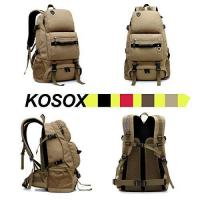 Buy cheap Kosox Large 4 Compartment 40l Travel Unisex Water Resistant Ripstop Backpack/ Hiking Daypack /climbi from wholesalers