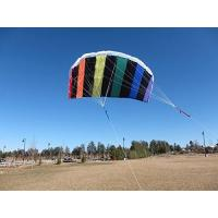 Buy cheap In The Breeze Rainbow 50 Inch Sport Kite - Dual Line Stunt Parafoil - Includes Kite Line And Bag from wholesalers