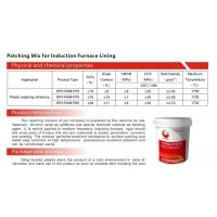 Buy cheap patching mix for furnace lining from wholesalers