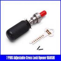 Buy cheap HAOSHI 7 Pins Stainless Steel Tubular Civil Lock Pick Open Tools Set product