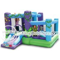 Buy cheap Residential Inflatable LR3105 Zoo Park Bouncer with Ball Pit from wholesalers