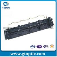 Buy cheap Network Cabling 24 port / 48 port Comm 24 port / 48 port CommScope Patch Panel(CAT5E/CAT6) from wholesalers