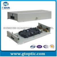 Buy cheap Optical Passive Components 12Ports Fiber Patch Panel from wholesalers