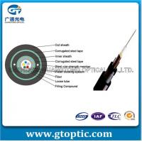 Buy cheap Fiber Optical Cable Outdoor Direct Burial Fiber Cable(GYXTW53) from wholesalers