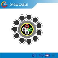 Buy cheap Aluminum Tube OPGW Cable from wholesalers