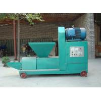 Buy cheap Hot Selling Rice Husk charcoal stick making machine from wholesalers