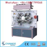 Buy cheap SGS-series-sided four-color flexographic printing machine for trademarks from wholesalers