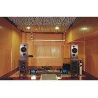 Buy cheap Sound Insulation Melamine Laminated Water Resistant MDF Grooved Wall Panels/Panelling from wholesalers