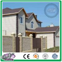 Buy cheap Plastic Faux Brick Wall Covering Panels/Boards For Exterior Wall Cladding from wholesalers