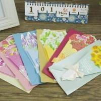 Buy cheap Personal Custom Paper Wedding Card / Greeting Card / Invitation Card from wholesalers
