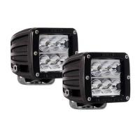 Buy cheap Choose Options RIGID D2 Wide LED Light - (Pair) 50211 from wholesalers