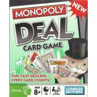 Buy cheap Monopoly Deal Card Game Past Projects from wholesalers