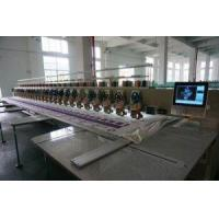 Buy cheap 435 35 Heads Embroidery Machine Prices with Open Head from wholesalers