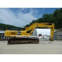 Buy cheap 2005 Komatsu PC 400 LC 7L Excavator for sale from wholesalers