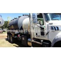 Buy cheap 2012 Mack GU613 Super Vac Truck used for sale from wholesalers