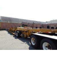 Buy cheap Talbert 75-Ton Trailer used for sale from wholesalers