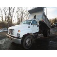 Buy cheap GMC Topkick Single Axle Dump Non-CDL used for sale from wholesalers