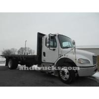 Buy cheap Used Freightliner Flatbed Trucks for Sale from wholesalers
