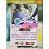 Buy cheap 2 boxes Maxi Doomz Anti-Aging and Whitening Active x 10 capsules from wholesalers