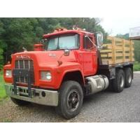 Buy cheap 1984 R Model Mack Stake Truck from wholesalers