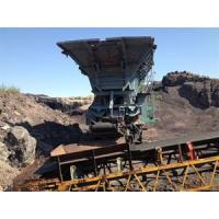 Buy cheap 1999 Komatsu BR300J-1 Track Mounted Jaw Crusher used for sale from wholesalers