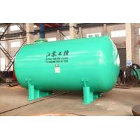Buy cheap 3000L Bromine glass lined storage tank for chemical , Pharmaceutical from wholesalers
