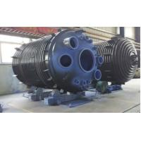 Buy cheap 15000L Cooling jacket reactor , single - side welding limpet coil reactor vessel from wholesalers