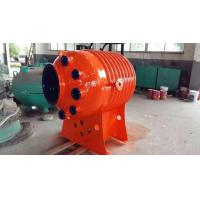 50L - 60000L Half Pipe Jacketed Vessel , industrial chemical reactor