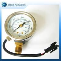 Buy cheap Internal CNG Pressure Gauge, Natural Gas Pressure Gauge,CNG Meter from wholesalers