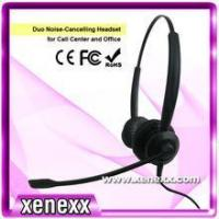 Buy cheap OEM or ODM Designed for Call Center or Office Use telephone headset from wholesalers