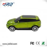 Buy cheap Optical 2.4ghz Car Shape Wireless Mouse Novelty Land Rover Car Shaped Wireless Mouse from wholesalers