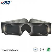 Buy cheap Solar Eclipse 3d Paper Glasses Shenzhen China Supplier/Manufacturer from wholesalers
