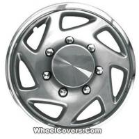 Buy cheap SET OF 4 FORD Truck Van 16 8 Lug Full Wheel Covers Hub Caps Steel Rim 7 Slot from wholesalers