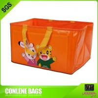 Buy cheap 2016 Customized Low Price Laminated Non Woven Bag for Shopping from wholesalers