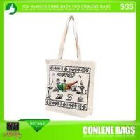 Buy cheap Cheap Fashion Eco Vintage Printed Cotton Canvas Bag from wholesalers