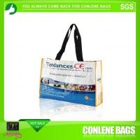 Buy cheap Hot Sale Handled New Fashion Design OEM PP Woven Bags Manufacturing Process from wholesalers