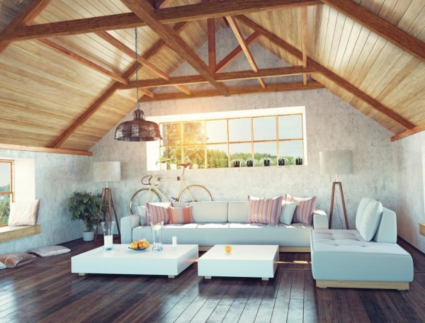 Interior fypon adds to rustic offerings with hand hewn and for Fypon wood beams