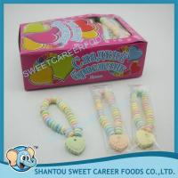 Buy cheap heart shape sweet necklace press candy from wholesalers