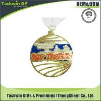 China 2015 ceremony sport medal with you own design on sale